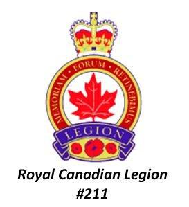 ROYAL CANADIAN LEGION #211 Organization