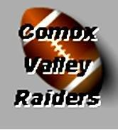 COMOX VALLEY RAIDERS YOUTH FOOTBALL Organization