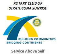 ROTARY CLUB OF STRATHCONA SUNRISE Organization