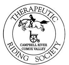 COMOX VALLEY THERAPEUTIC RIDING SOCIETY Organization