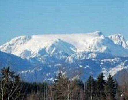 Comox Valley Glaceir